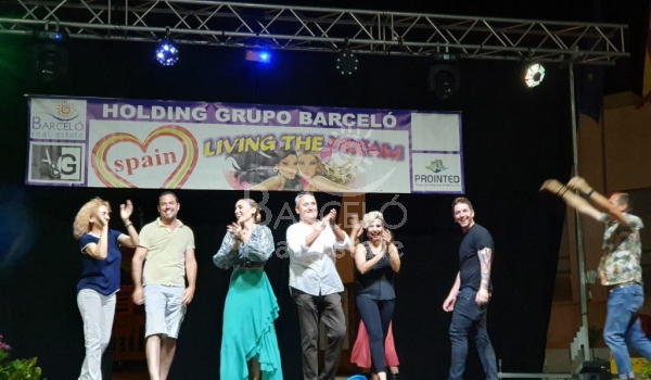 Barceló Group opent de viering van Ciudad Quesada met een evenement vol shows