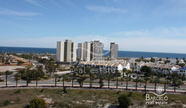 Appartement - Wederverkoop - La Manga del Mar Menor - La Manga - Town