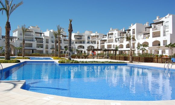 Appartement - Wederverkoop - Roldan - Torre Golf Resort